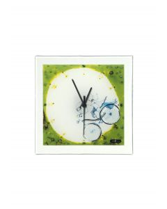 Graficity biker wall clock 26x26 cm